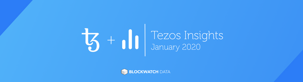 State of the Tezos Network –  January 2020