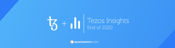 State of the Tezos Network –  End of 2019